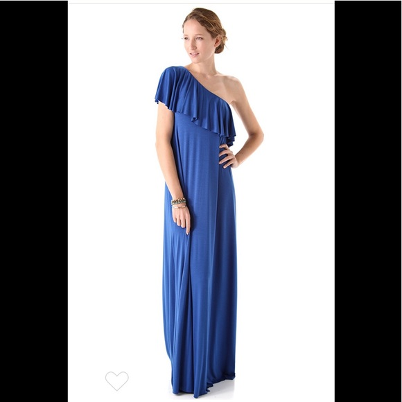 Rachel Pally Dresses & Skirts - Rachel Pally One Shoulder Carlita Maxi Dress